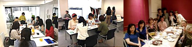 勉強会・協会主催ファッションイベント・JPCA交流会